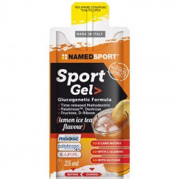 SPORT GEL LEMON ICE TEA - 25ml