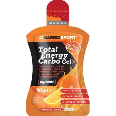TOTAL ENERGY / CARBO GEL - AGRUMIX
