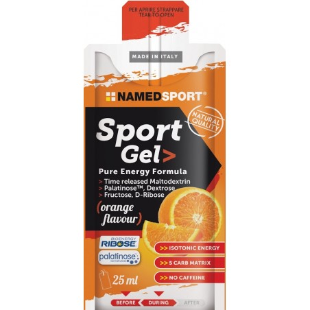 SPORT GEL ORANGE - 25ml